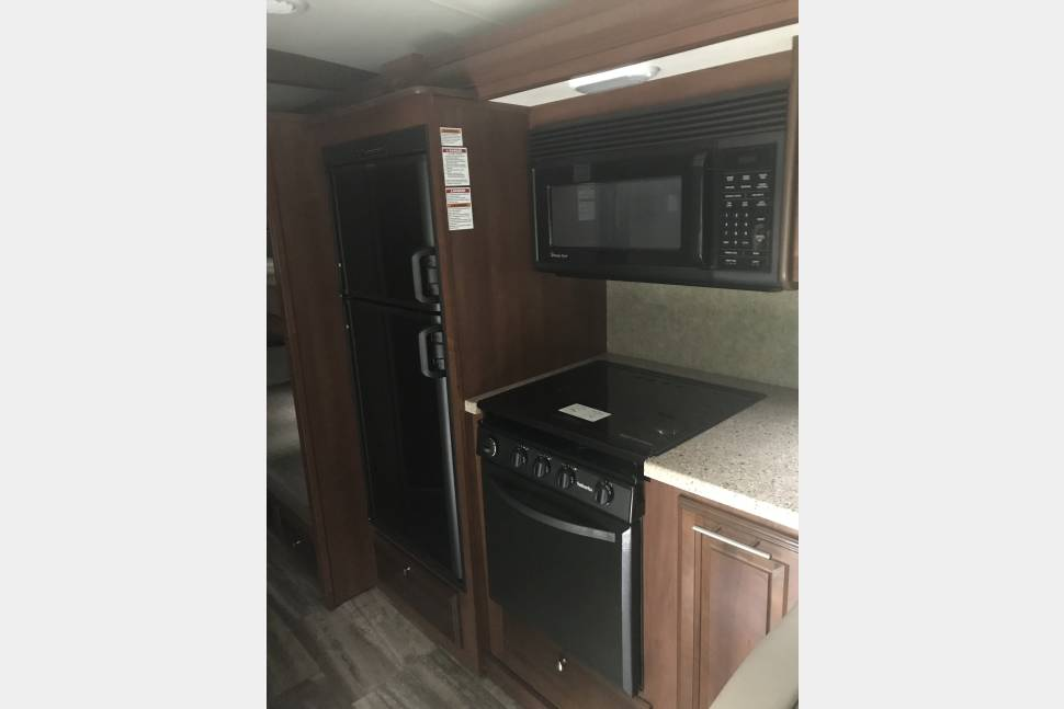2017 Forest River Georgetown 31B3 - Fantastic Family Escape!