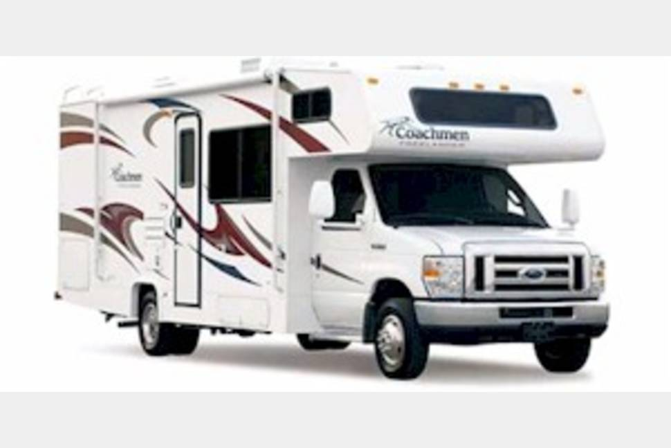 2008 Chevrolet Coachmen Freelander Series M-2130 - The Alaska Adventurer