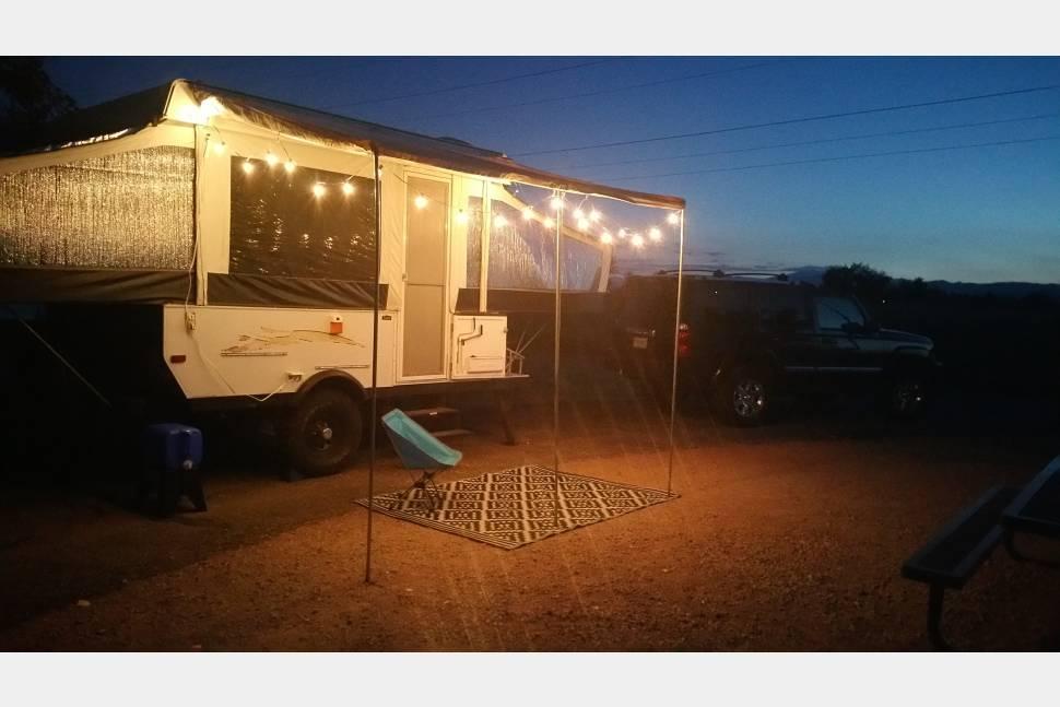 RV Rental Kansas Motorhome Rentals