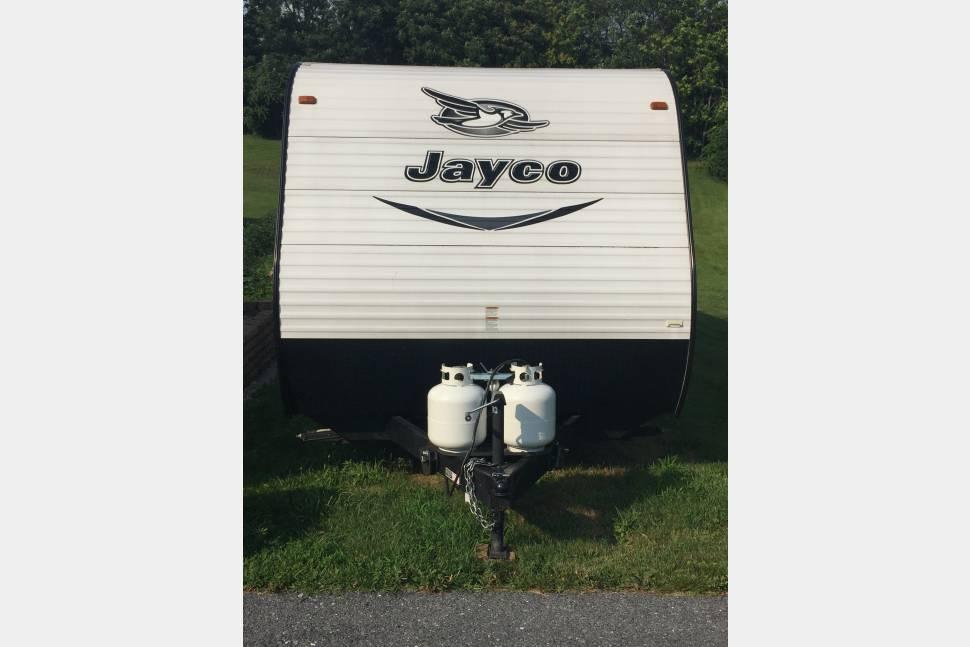 2016 Jayco 264BHW - Jayco camper