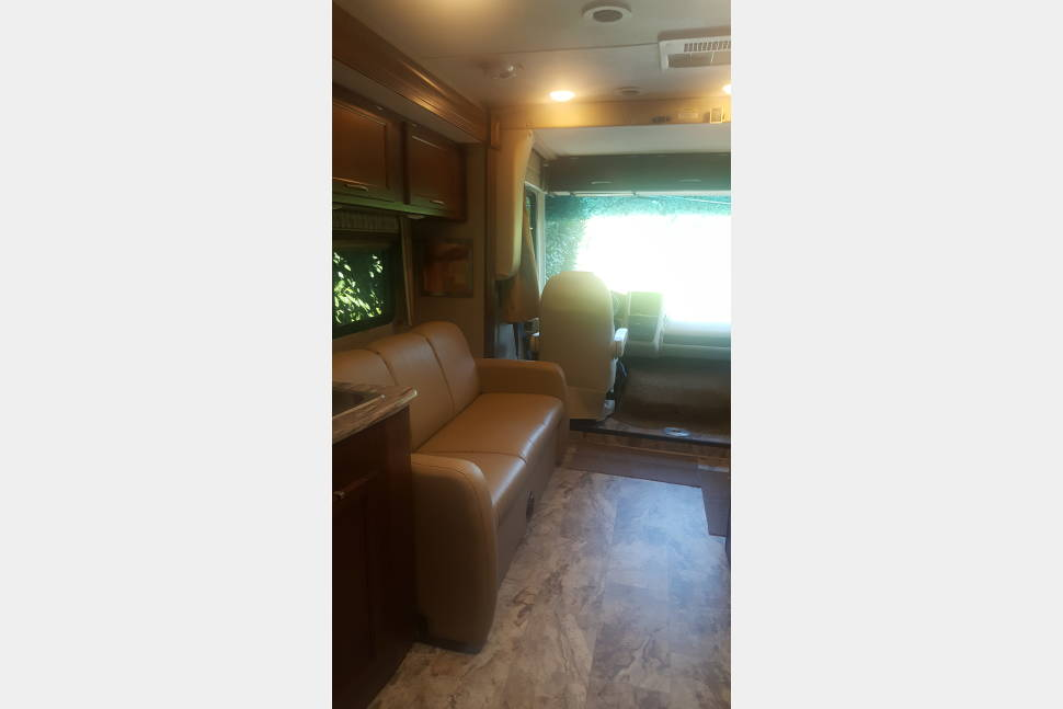 2017 Coachmen Pursuit 30fw - Our home away from home.