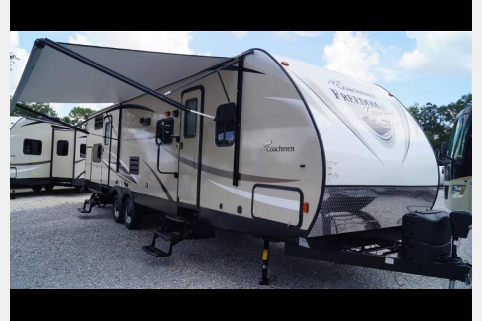 2018 Coachmen Freedom Express 31se - The Phillips's Backcountry Rig