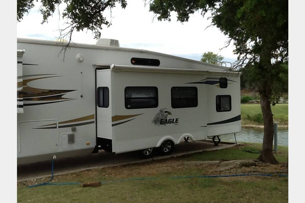 2010 Jayco Eagle - WILL DELIVER & SETUP! BOOK NOW FOR SPRING BREAK & GET EARLY BIRD DISCOUNT!