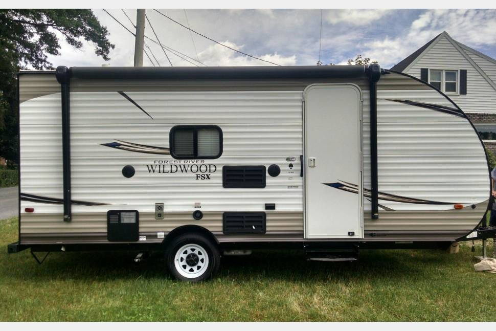 2018 Forest River Rv Wildwood X-Lite FSX 197BH - Weekend Warrior