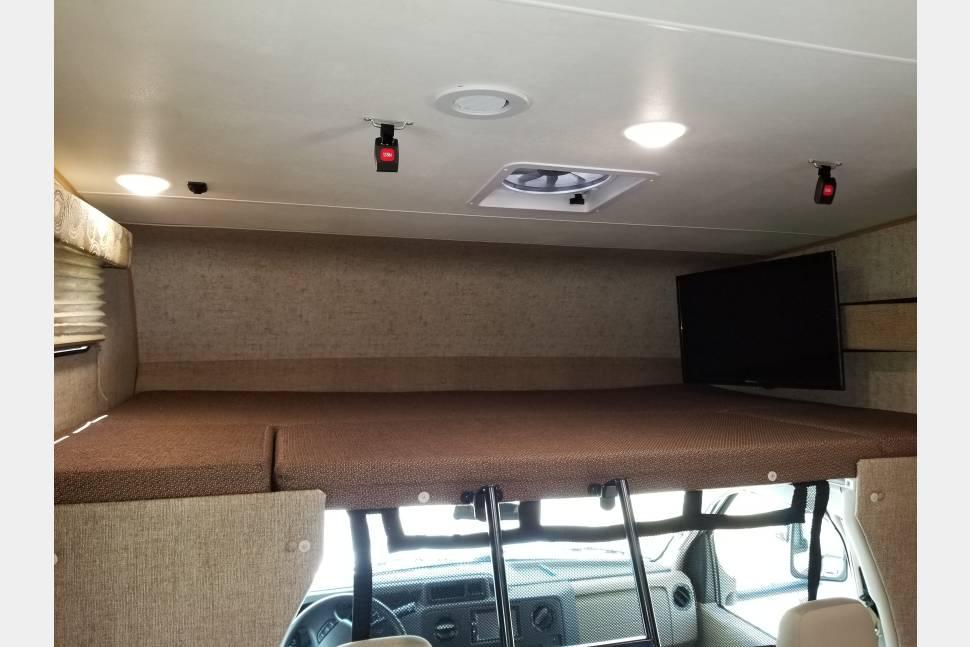 2018 Coachman Freelander 31BH - On His Wings II