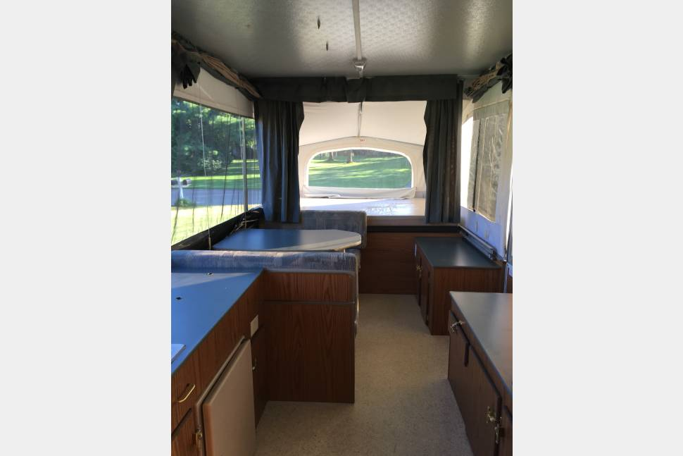 1999 Jayco Quest 10 - Jayco quest