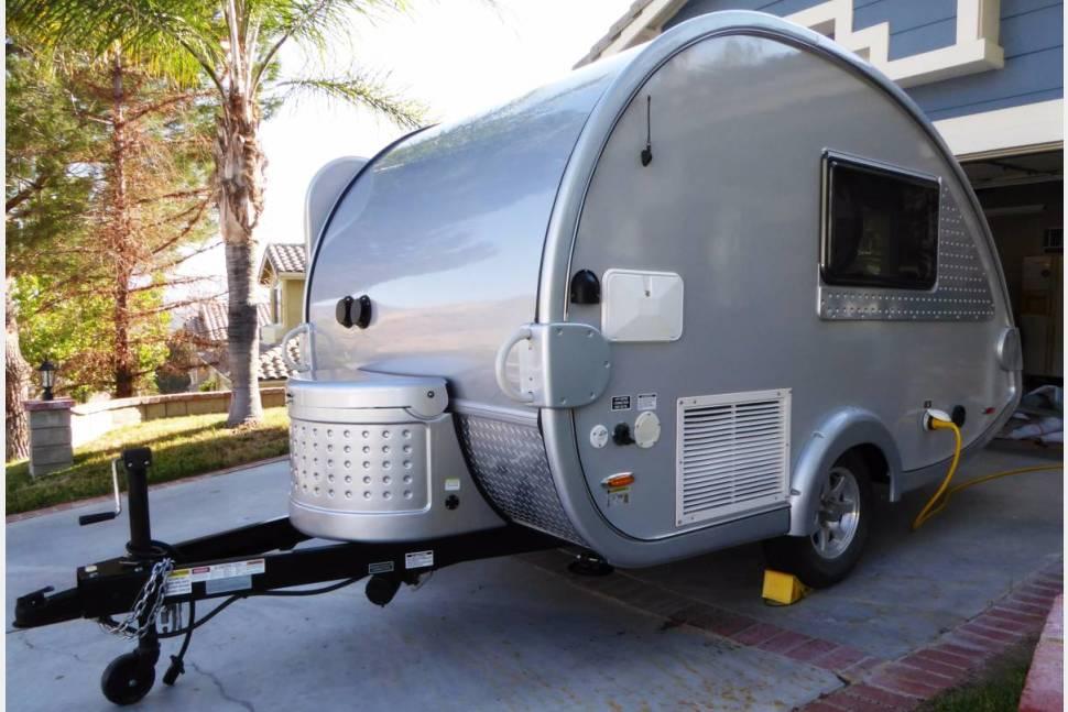 Rv rental idaho motorhome rentals rvshare 2014 tb q shape teardrop trailer publicscrutiny Choice Image