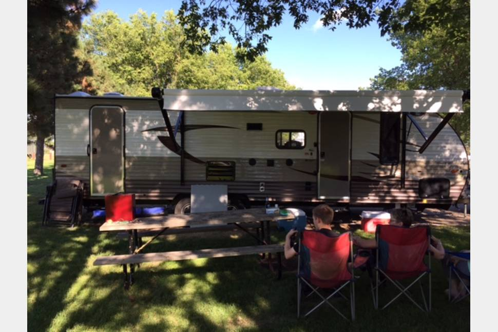 2016 Forest River Patriot - Vacation Trailer