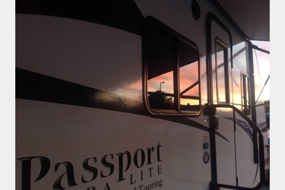 2017 Keystone Passport Bunkhouse - 2017 Keystone Passport Bunkhouse