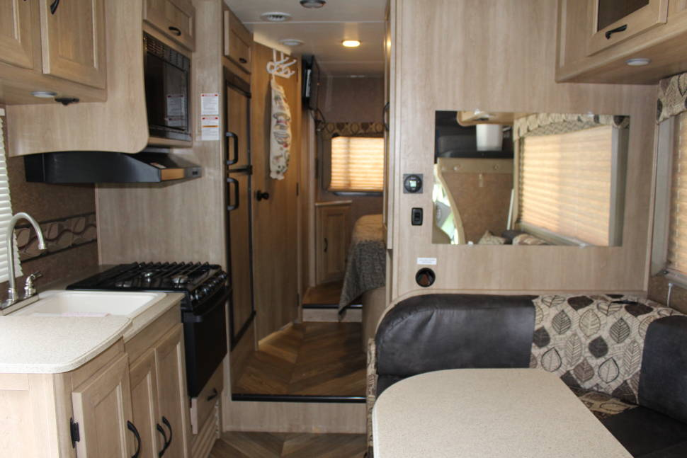 2016 Coachman Freelander - Just the right size