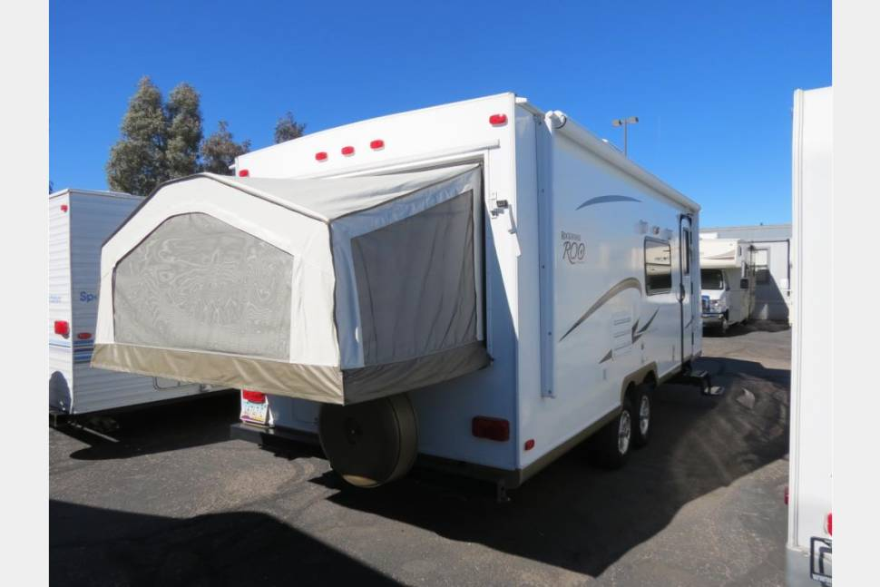 2011 Forest River Rockwood Roo 23ss - The Kanga!!!