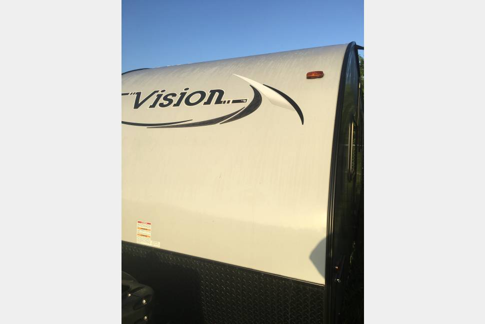 2015 KZ Vision Bhs - We have a Vision and we'd love to share it wth you