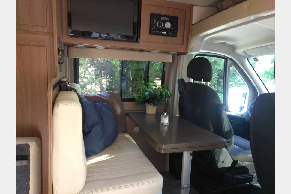 2015 Winnebago Travato 59 G *Long Beach - Class B Camper Van - Travato - Now booking October