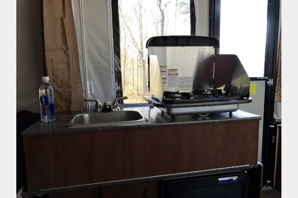 2016 Jayco 12ud - 2016 jayco 12UD Experience camping with open views !