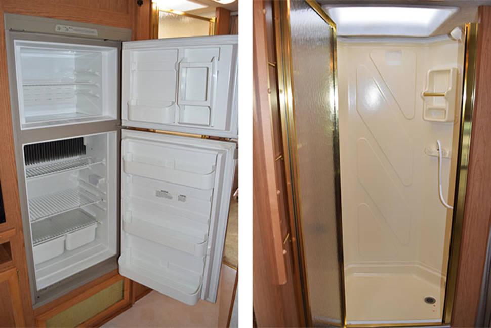 2000 Fleetwood Tioga W/SOLAR! No Hookups Needed - 31' Tioga w/ MegaSlideOut w/SOLAR-Huge Living Room-Sleeps 8-Solar Pwr-Private Queen Bedroom