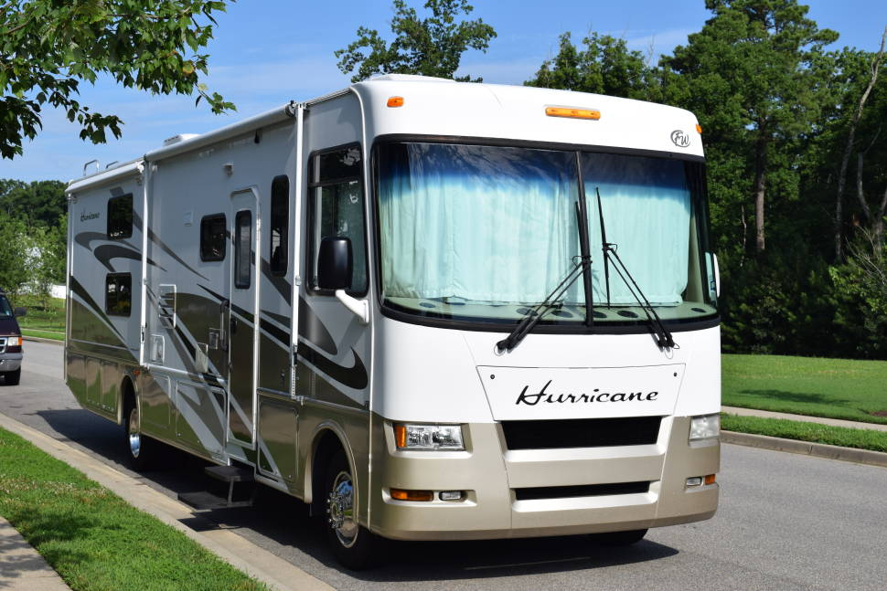 2007 Four Winds 34B - Subby- Class A Motorhome with Bunk beds