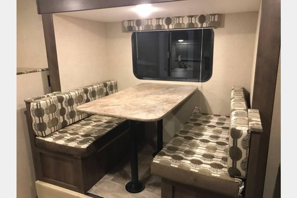 2017 KZ-RV 181BH - 2017 Travel Trailer for rent