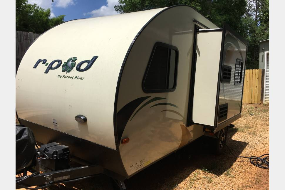 2015 Forest River RPod 178 - Fun, Easy to Tow, Comfortable R-Pod