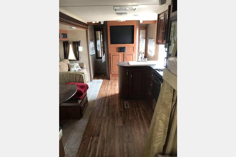 2015 Salem Forest River Cruise Lite - Road Warrior