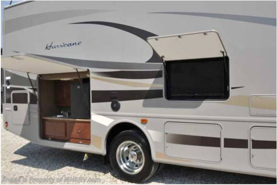 2016 Thor Motor Coach Hurricane 34J - The Ultimate Family Bunkhouse RV