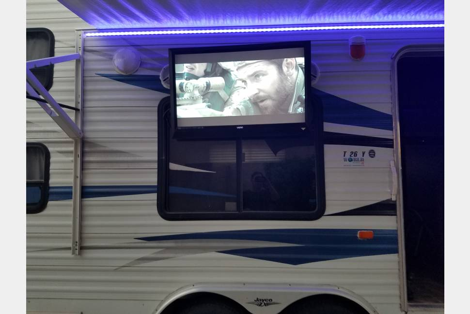 2009 Jayco Octane T26Y - Gilbert's Entertainment Machine