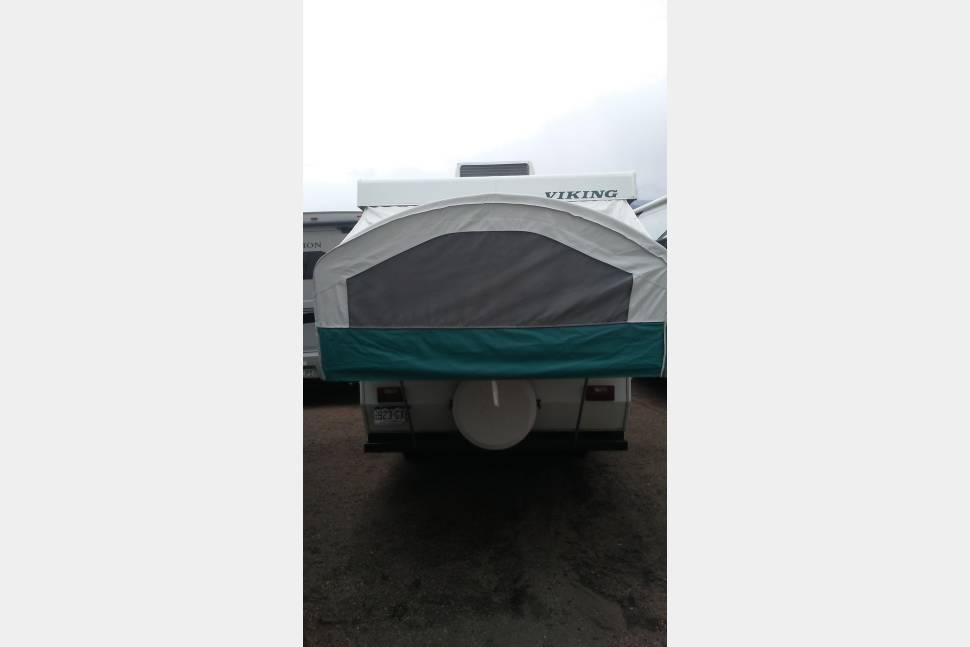 1998 Viking - The Viking Tent Trailer