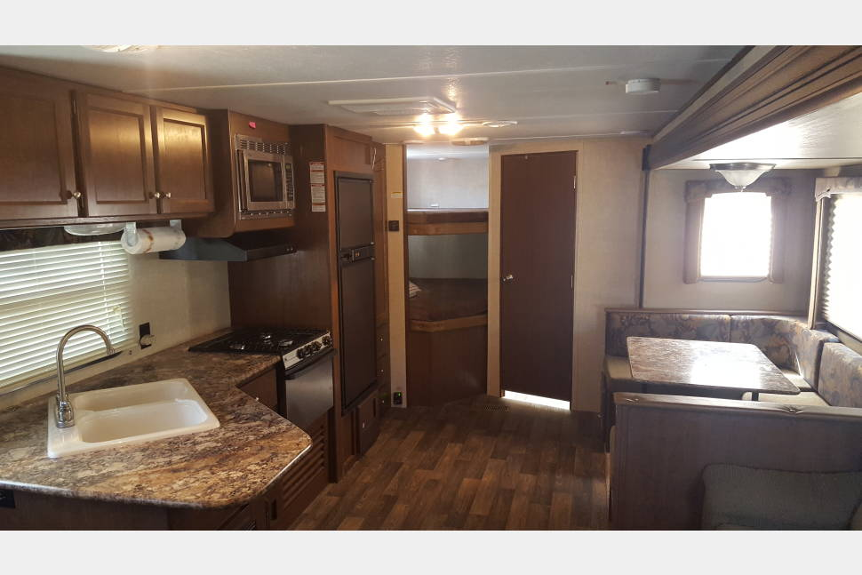 2016 Keystone Hideout - Home away from Home!