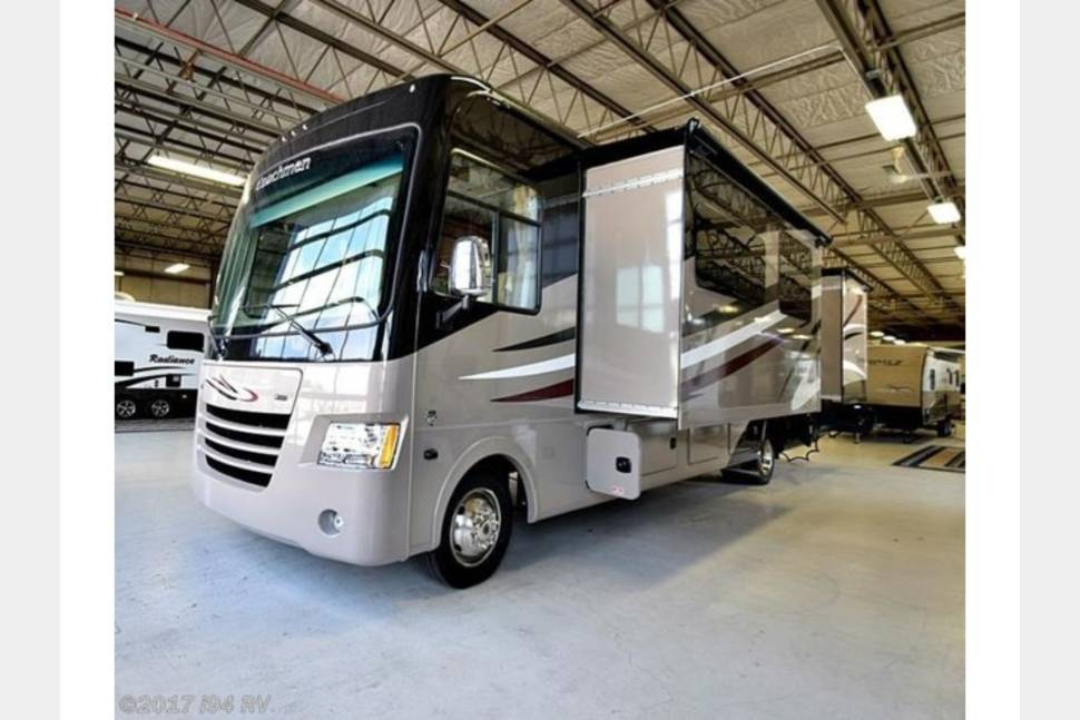 2016 Coachmen 35KB - 37