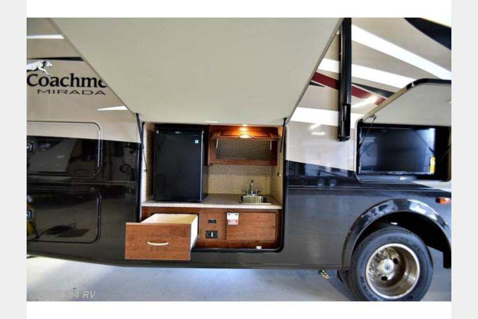 2016 Coachmen 35KB - 37