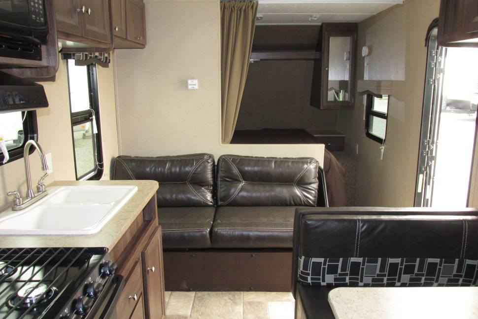 2015 Coleman Bunkhouse - Delivery Only - Delivery Service Bunkhouse RV, sleeps 8