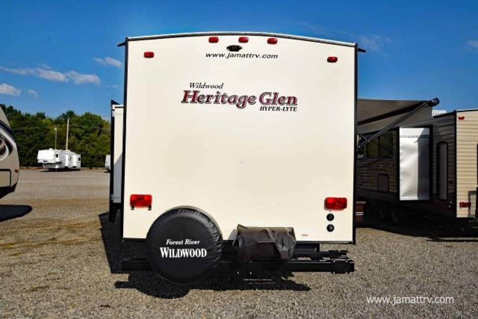 2017 Forest River - Heritage Glen WBT29BHHL - Perfect Family Getaway