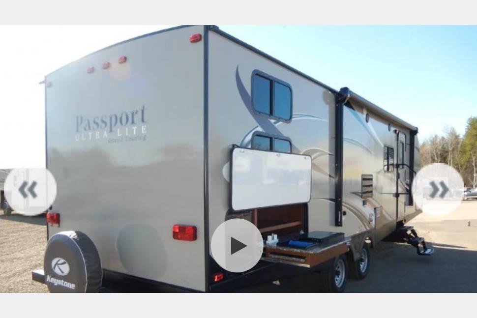 2016 Passport Ultra Light Grand Touring / 2920BH - Berg's Adventure Rig!