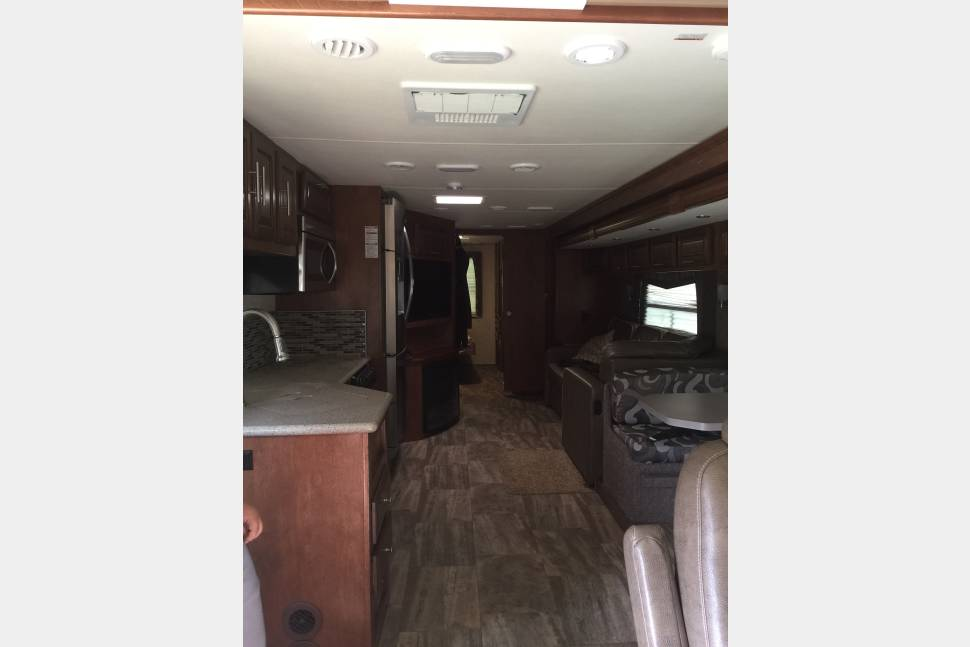 2015 Ford/Forest River - 2015 Forest River Class A Motor Home