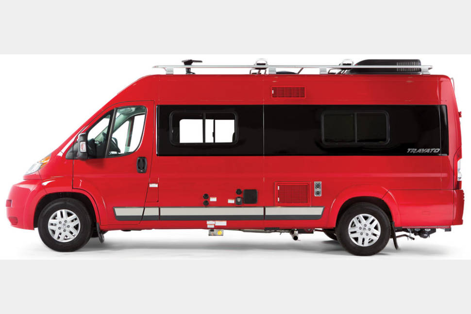 2015 winnebago travato rv rental in tucson az