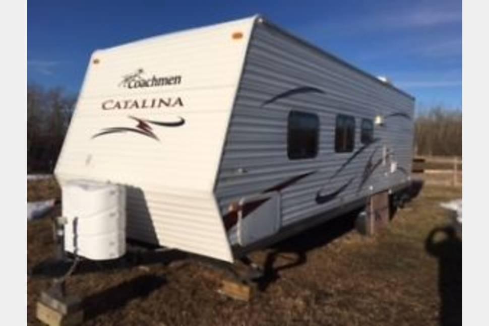 2010 Coachmen Catalina - The Goodwin's Getaway