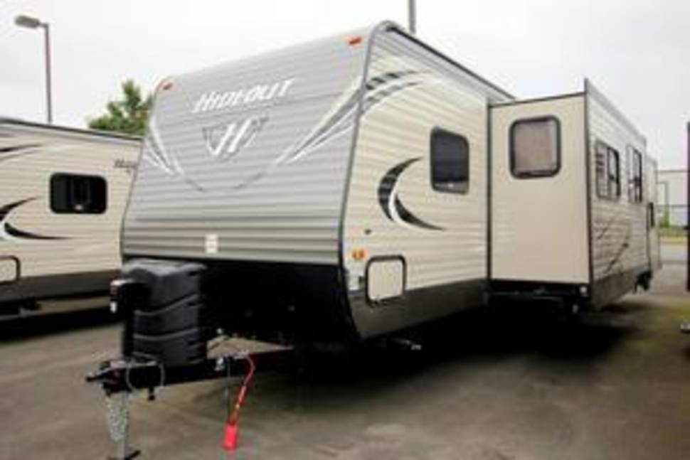2017 Keystone Hideout 31bhds - The perfect RV!