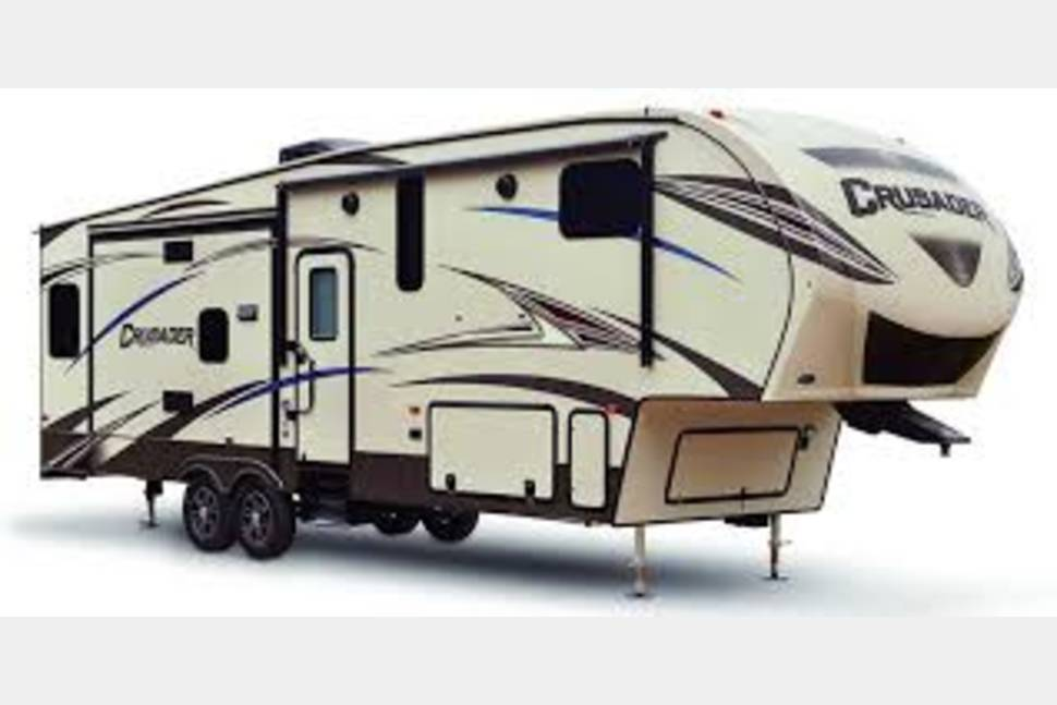 2017 Crusader 297rsk - Share Memories with my RV!