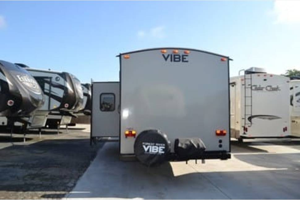 2016 FR Vibe 272BHS (Ask About Our Specials) (Luxury Bunkhouse) - 2016 Forest River Vibe Bunk House (Luxury)