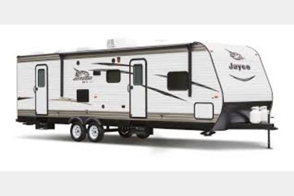 2017 Jayco Jay Flight Slx - Room for the whole squad!