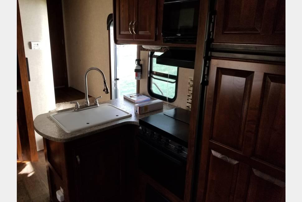 2013 Keystone Laredo 293sbh - 2013 Keystone Laredo 293sbh