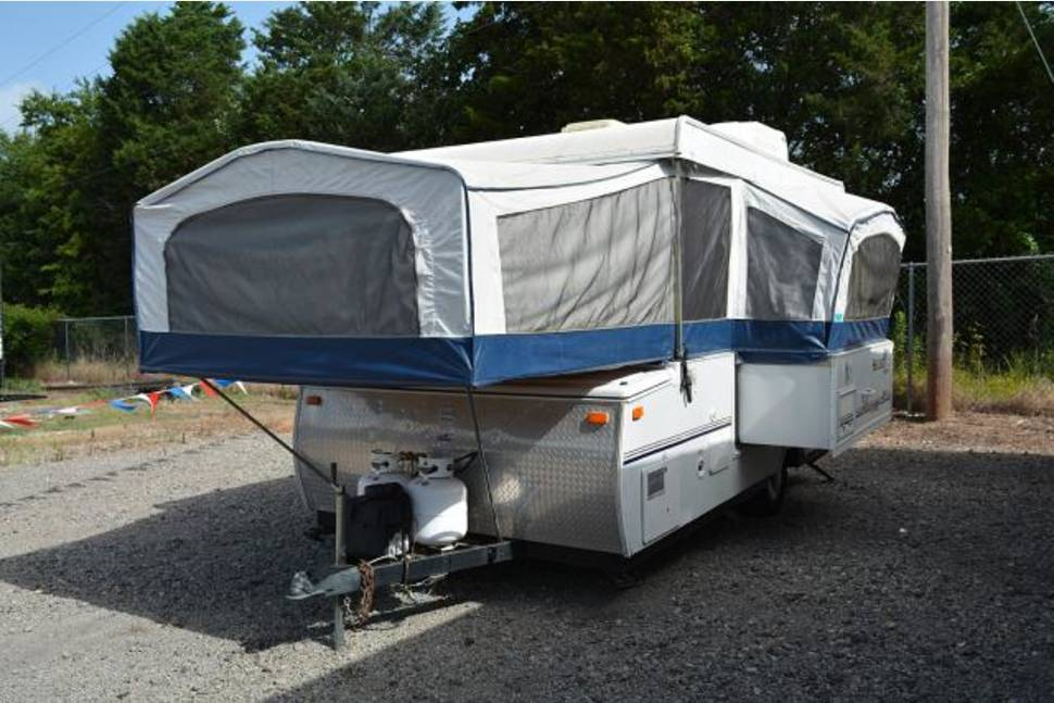 2006 Jayco Select 12 HW - Ready for Your Next Getaway Weekend!