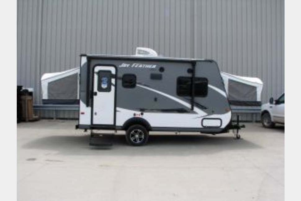 2016 JAYCO X17Z - Jayco light weight