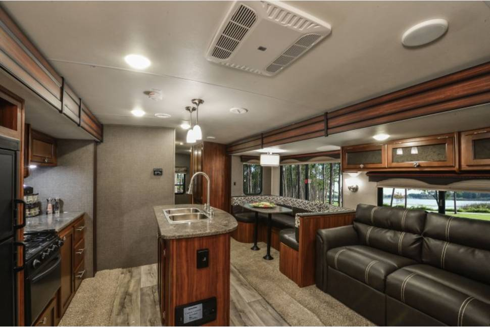 2018 Mallard M33a Bunkhouse Rv Rental In Orlando Fl