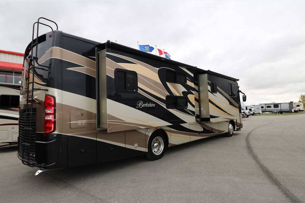 2014 ForestRiver  Berkshire 390bh - The Memory Making Machine