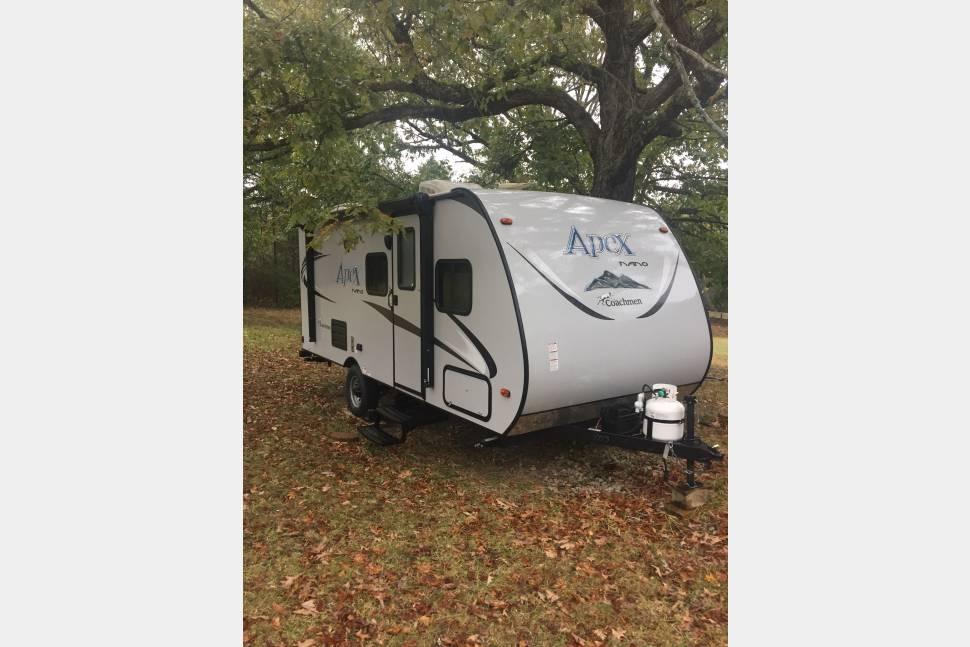 2017 Coachman Apex Nano - SUV towable family getaway