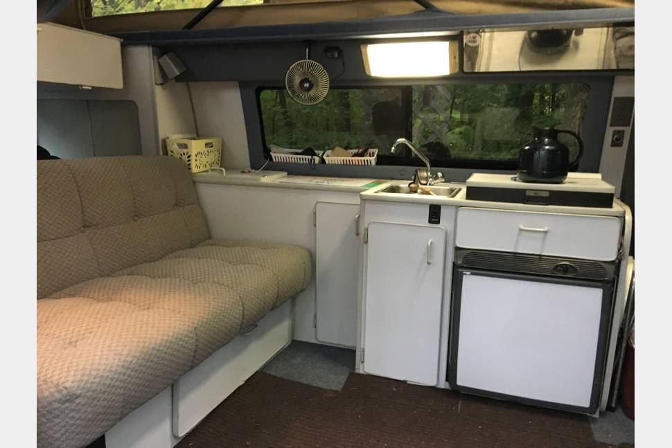 2003 Chevrolet Express - Camp Where You Wanna