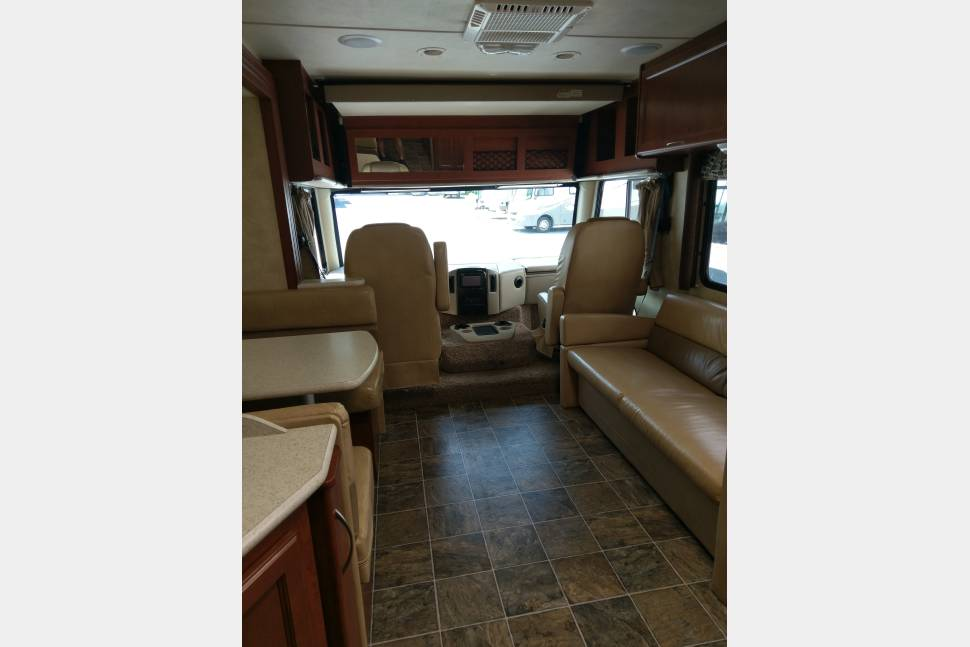 2012 Thor 29 D - Mighty Easy to use Thor