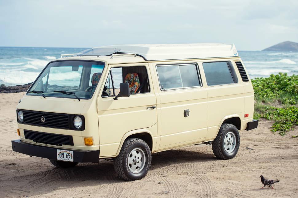 cca2285b255a6a 1982 Volkswagen Vanagon