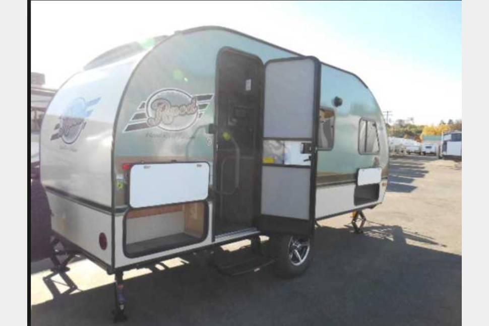 2016 Forest River R-Pod - Cozy Camper