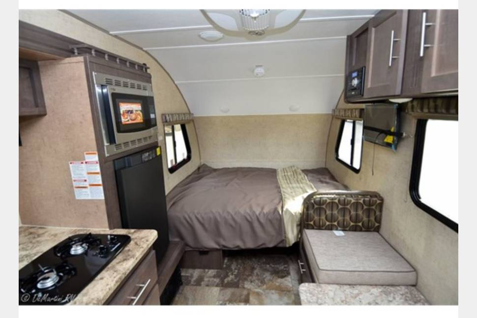 2016 Forest River R-Pod - Cozy Camper